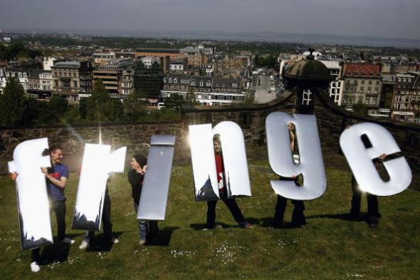 Edinburgh Fringe Festival Program Launch
